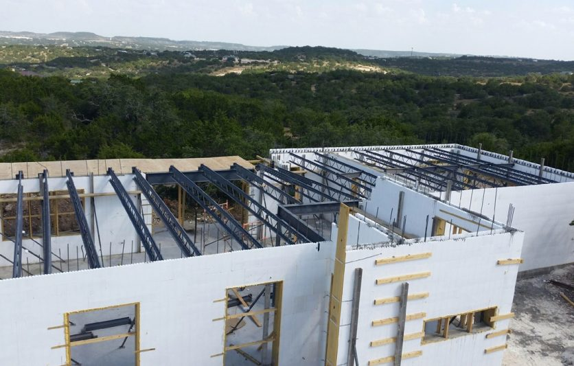 Floor systems icf constructors for Icf floors