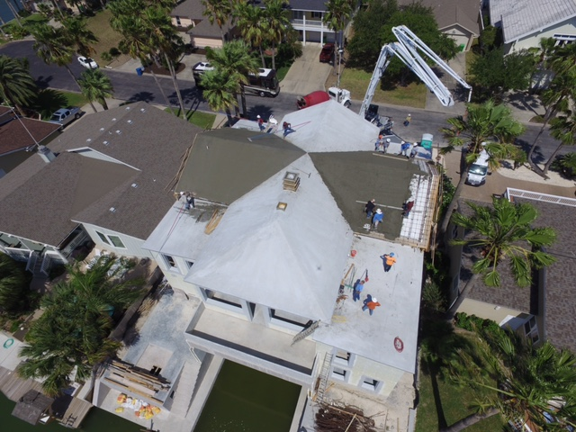 ICF Home Aransas | ICF Constructors